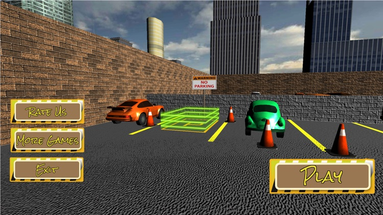 Real Car Parking Simulator 3D screenshot-5