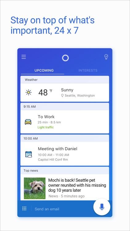 Cortana screenshot-4