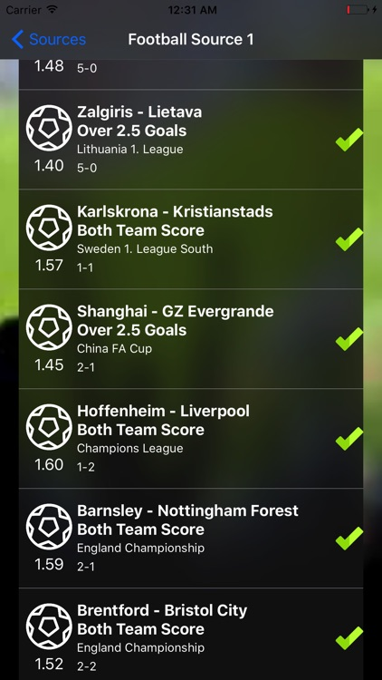 Betting Tips Premium - Football Tips & Sports Bet screenshot-3