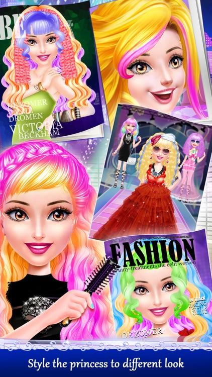 Hairdresser - Hair Salon Games screenshot-3