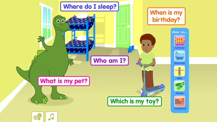 Starfall All About Me screenshot-0