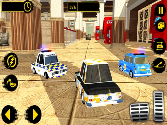 Chasing Cars in Bank: Wanted-ipad-0