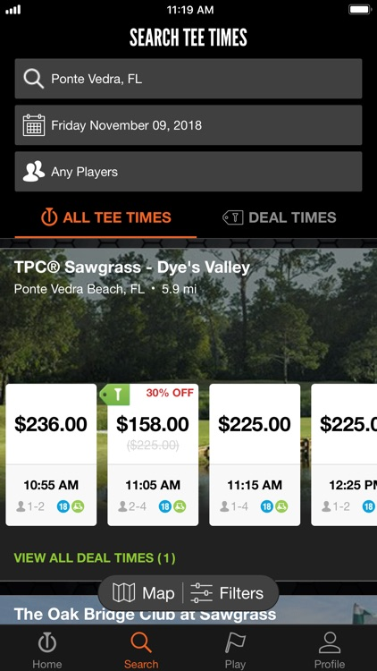 TeeOff.com by PGA TOUR