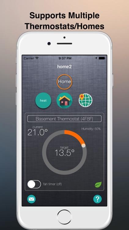 QuickControl: For Nest screenshot-4