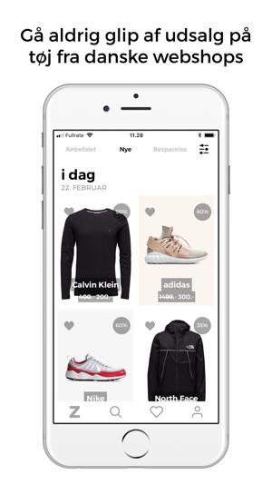 eca11873e10 zale - udsalg på tøj i App Store