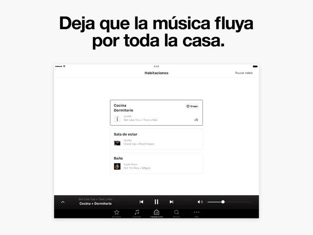 Sonos Controller en App Store