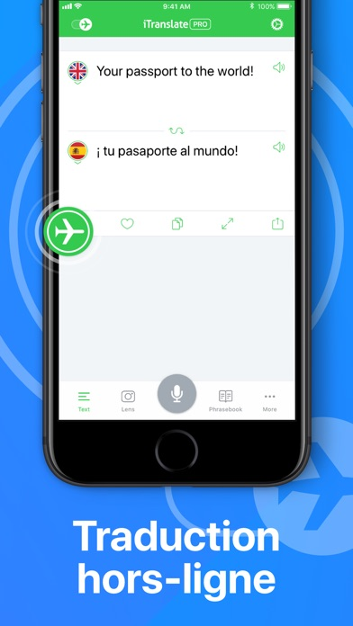 download iTranslate Traducteur apps 7