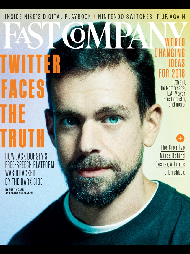 Fast Company Magazine on the App Store