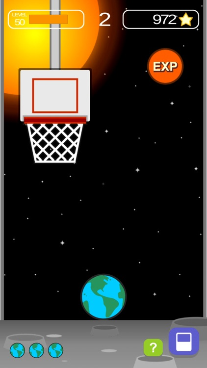 SIKE! Bank Shot Basketball screenshot-3