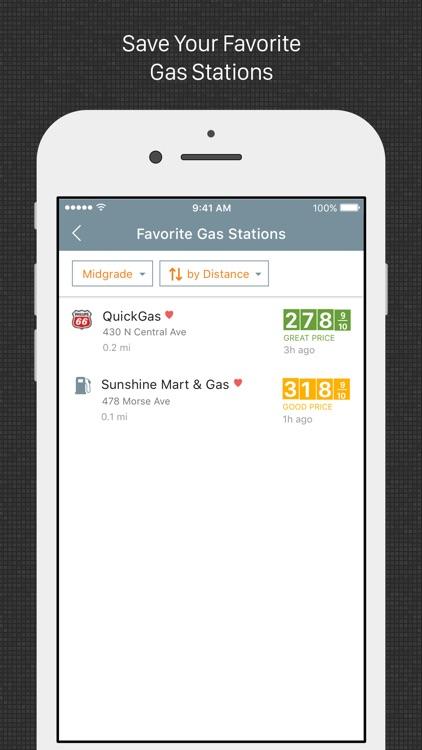 Gas Guru: Cheap Gas Prices screenshot-5