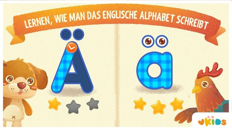 Alphabet für Kinder PRO screenshot-3