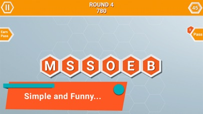Word Honeycomb: Play and Learn screenshot four