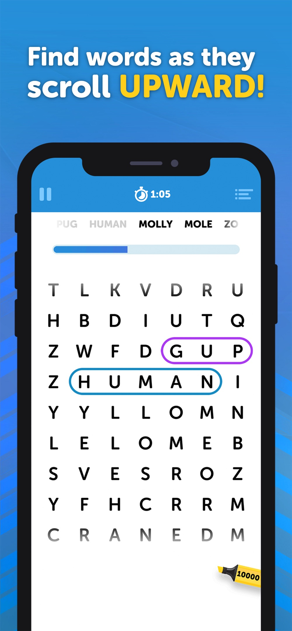 UpWord Search – Word Searches Cheat Codes