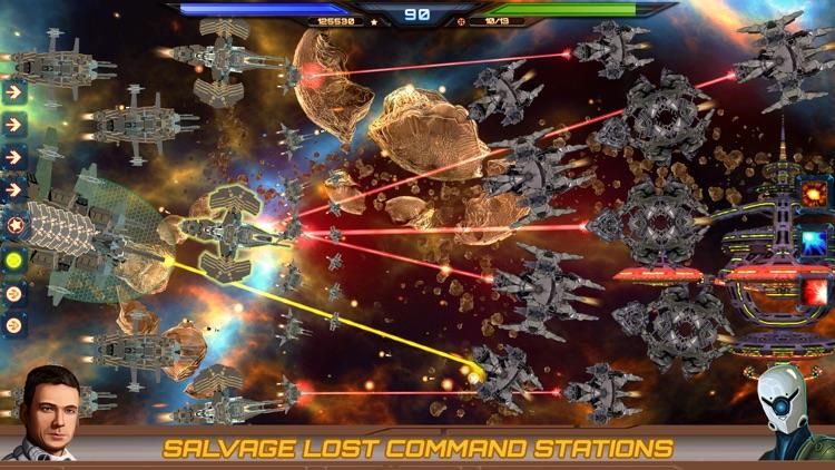Armada Commander: Space Battle screenshot-4