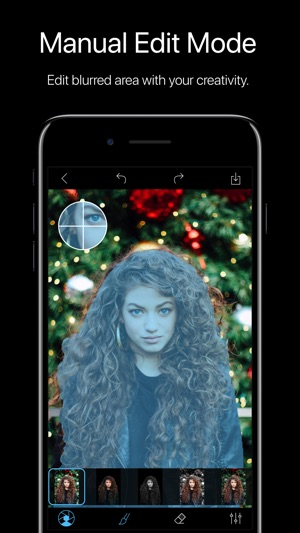 Phocus: Portrait mode editor Screenshot