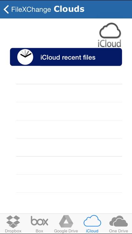FileXChange - file manager screenshot-3