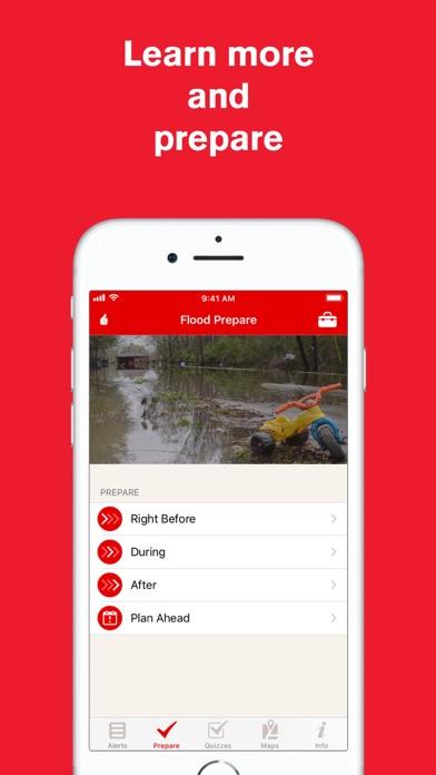 Flood:American Red Cross for Windows