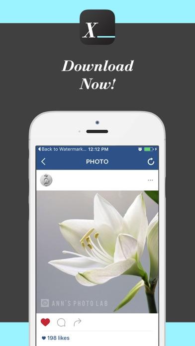 Watermark X: Copyright Photo-s Screenshot