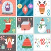 Advent Calendar & Xmas Sticker