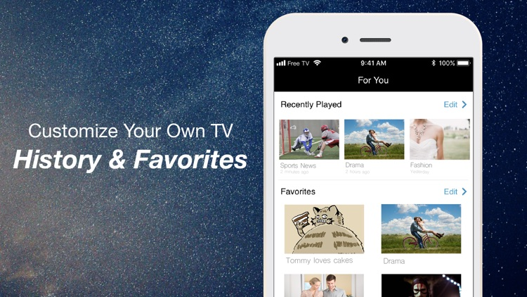 Unlimited TV:News & TV Shows screenshot-3