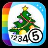 Pinta por Números - Navidad - Kedronic UAB