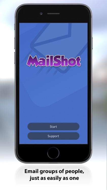 MailShot- Group Email screenshot-0