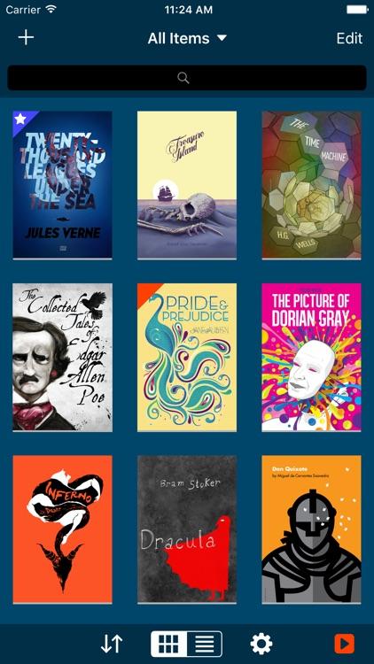 Voice Dream Reader screenshot-0