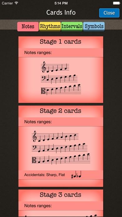 Music Reading Essentials review screenshots