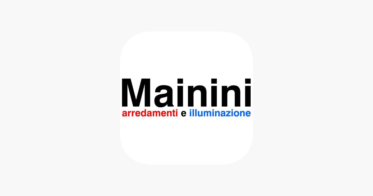 Mainini arredamenti su app store for Mainini arredamenti