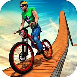 自行车游戏:真实赛车游戏