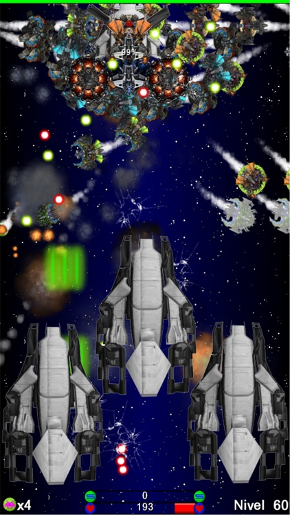 Spaceship Games - Last Wars screenshot-3