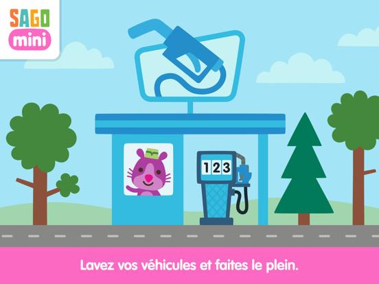 Screenshot #6 pour Sago Mini En voiture!