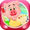 儿童画画游戏-幼儿宝宝涂鸦益智游戏