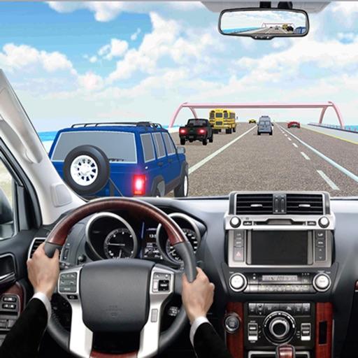 Highway Prado Racing Game!