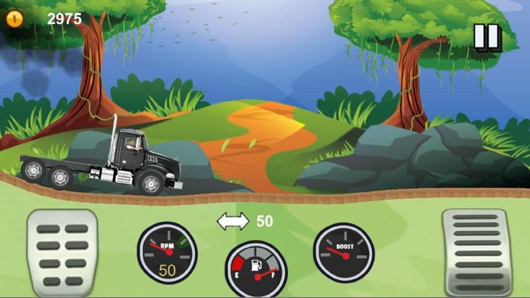 Angry Driver Hill Racing screenshot-3
