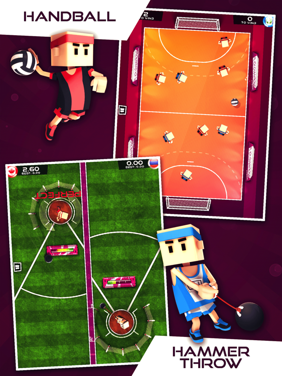 Screenshot #4 pour Flick Champions Summer Sports