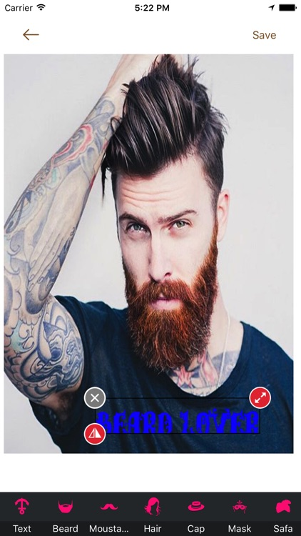 Beard Booth Photo Editor screenshot-1