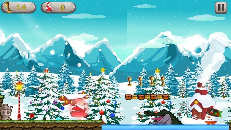 Santa Claus Snow Treasure Hunt screenshot-3