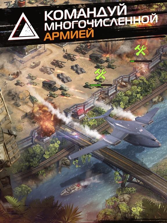 Soldiers Inc: Mobile Warfare для iPad