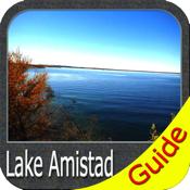 Amistad Lake Gps Charts Fishing Maps Navigator app review