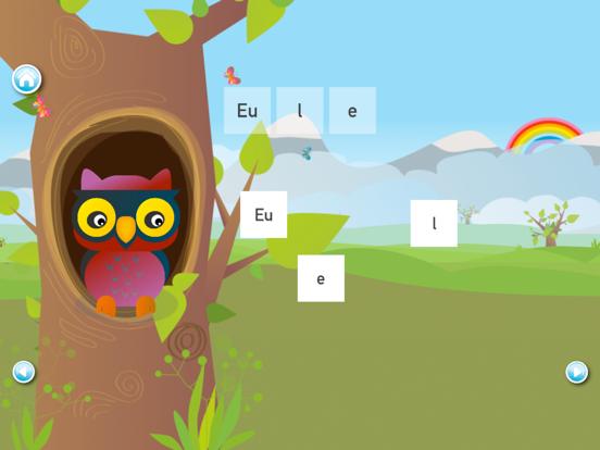 Heyduda! Kinder lernen Tiere на iPad