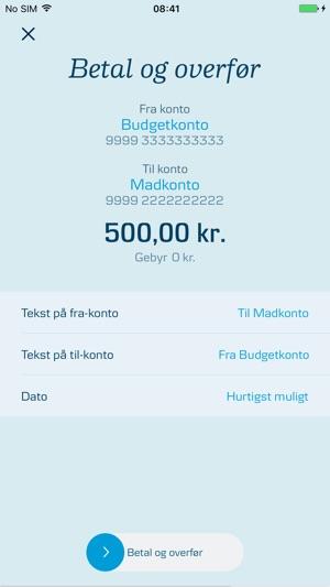 NY mobilbank DK - Danske Bank i App Store