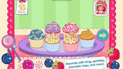 草莓甜心烘焙店屏幕截圖3