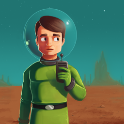 Ícone do app Space Age: A Cosmic Adventure
