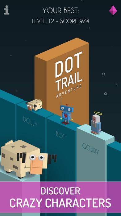 Dot Trail Adventure screenshot 3
