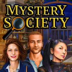 Hidden Objects: Mystery Society