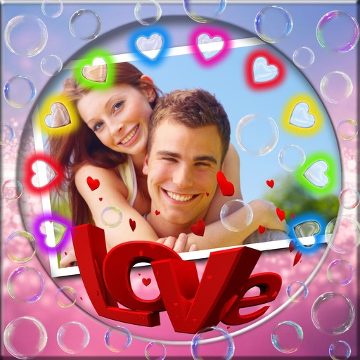 Love Messages Photo Frames (HD)