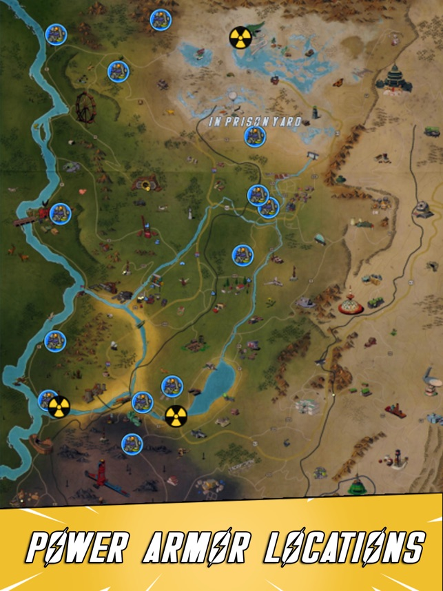 Map Guide for Fallout 76 on the App Store