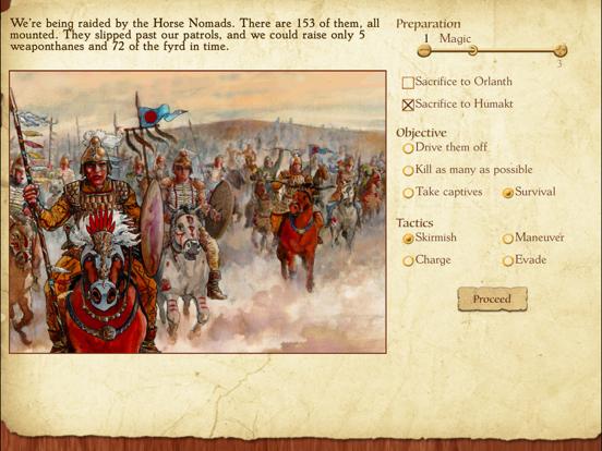 King of Dragon Pass для iPad