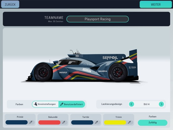 Screenshot 5 Motorsport Manager Mobile 3